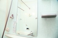お風呂の洗い場汚れを除去